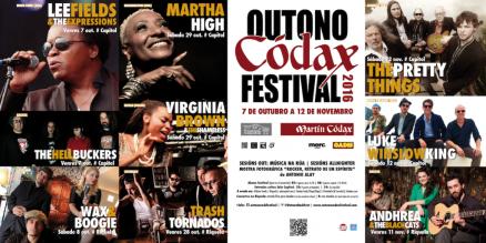 El festival gallego de música negra redimensiona su propuesta con un total de 6 conciertos