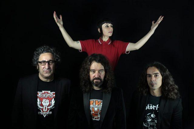 The Hellbuckers 1