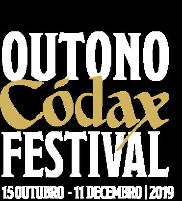 OUTONO CODAX FESTIVAL 2019